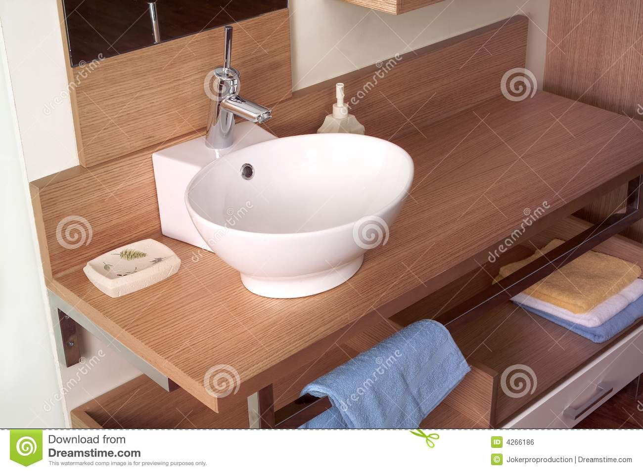 Bathroom Royalty Free Stock Image Image 4266186