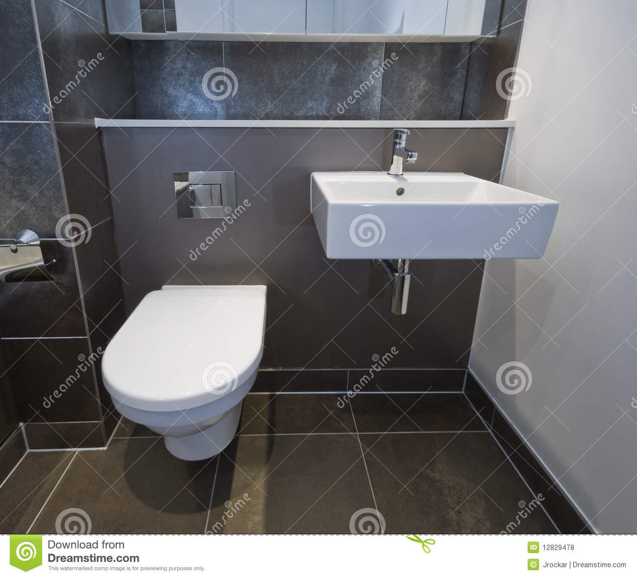 Bathroom Closup Royalty Free Stock Photos Image 12829478