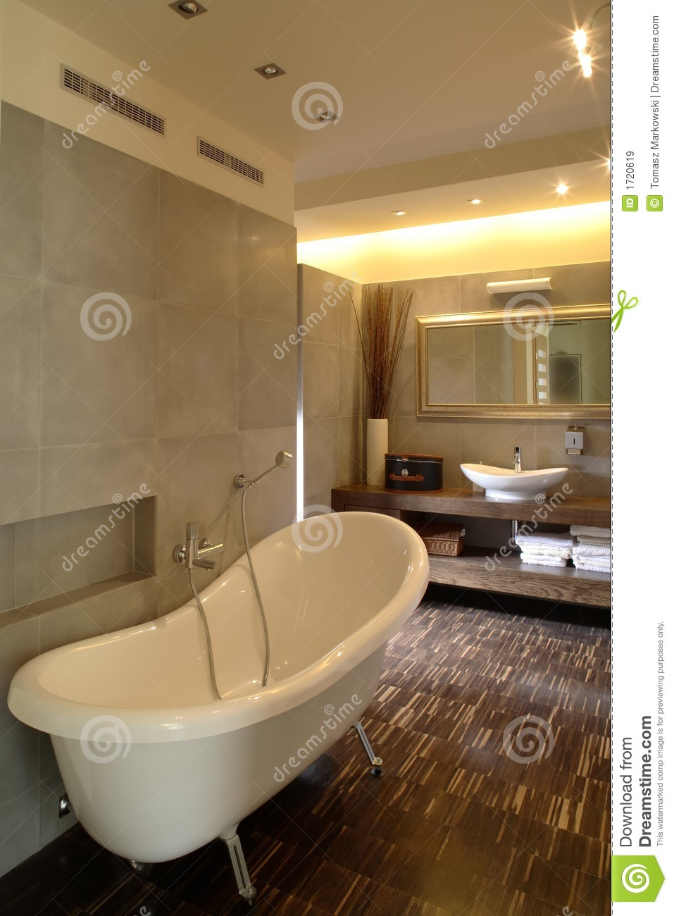 Bathroom home luxury