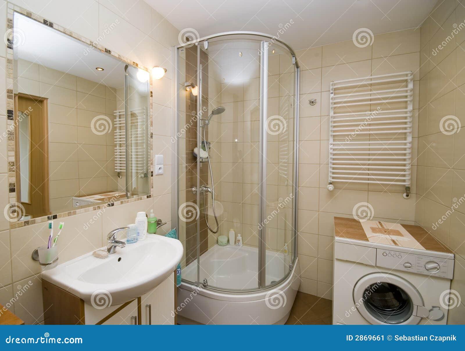 Bathroom inside