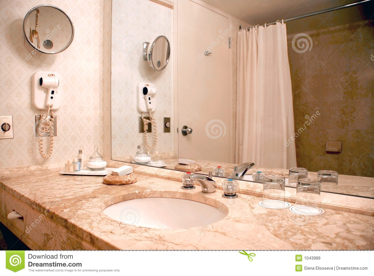 Bathroom Interior Royalty Free Stock Images Image 1043989