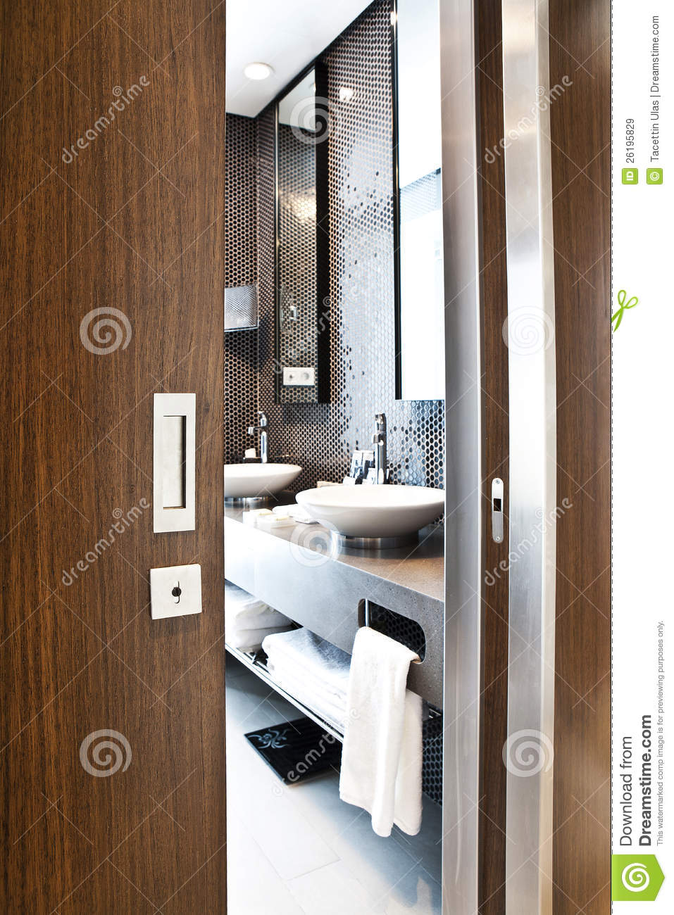 Bathroom Interior Royalty Free Stock Images Image 26195829