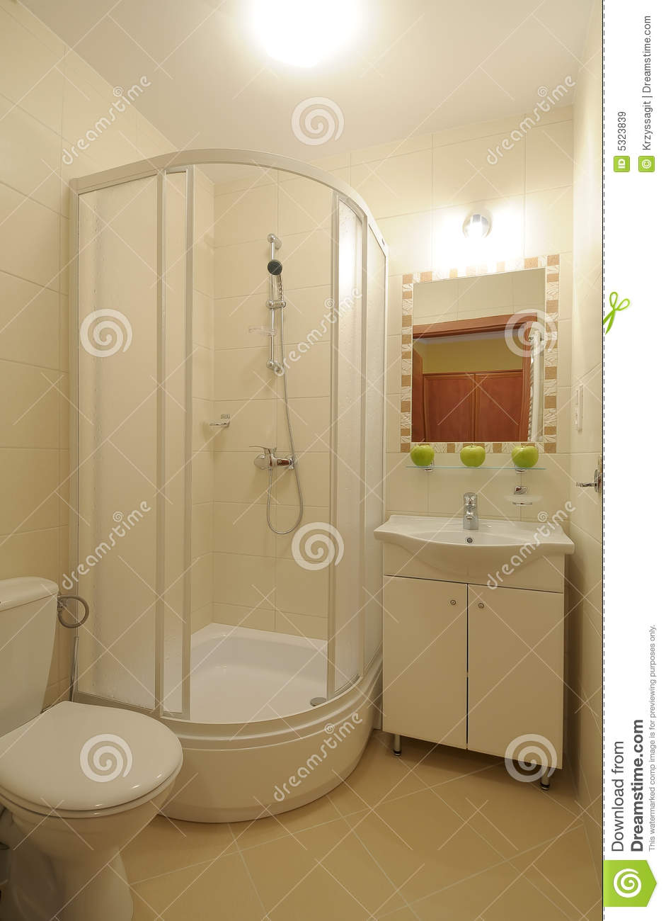 Bathroom Interior Royalty Free Stock Images Image 5323839