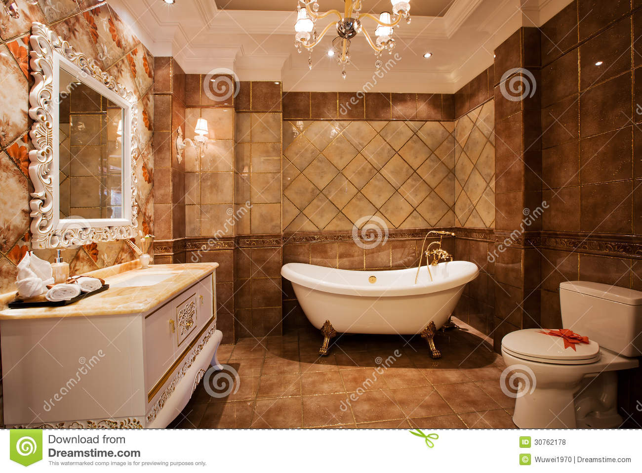 The Bathroom Royalty Free Stock Photos Image 30762178