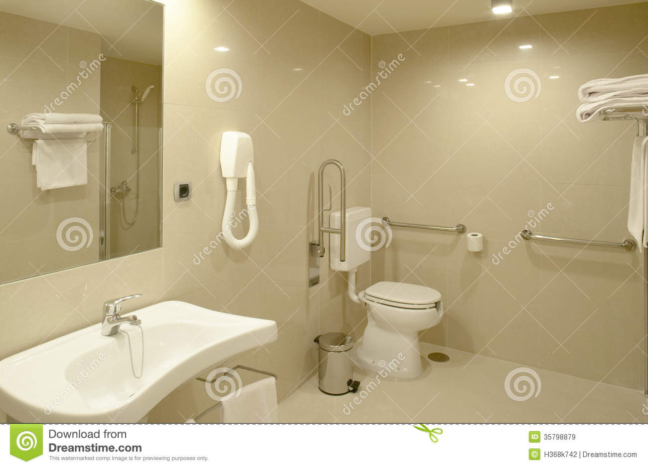 Hospital Bathroom Stock Photos  Images    Pictures   487 Images Bathroom at modern Hospital room Royalty Free Stock Images. Hospital Bathroom. Home Design Ideas