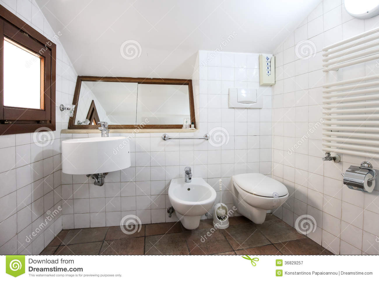 Bathroom Royalty Free Stock Photography Image 36829257