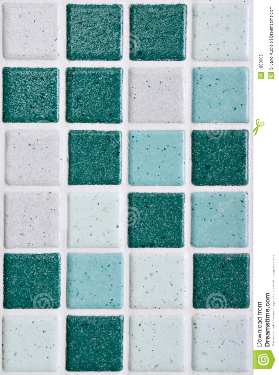 Bathroom 39 S Tiles Royalty Free Stock Photo Image 1880035