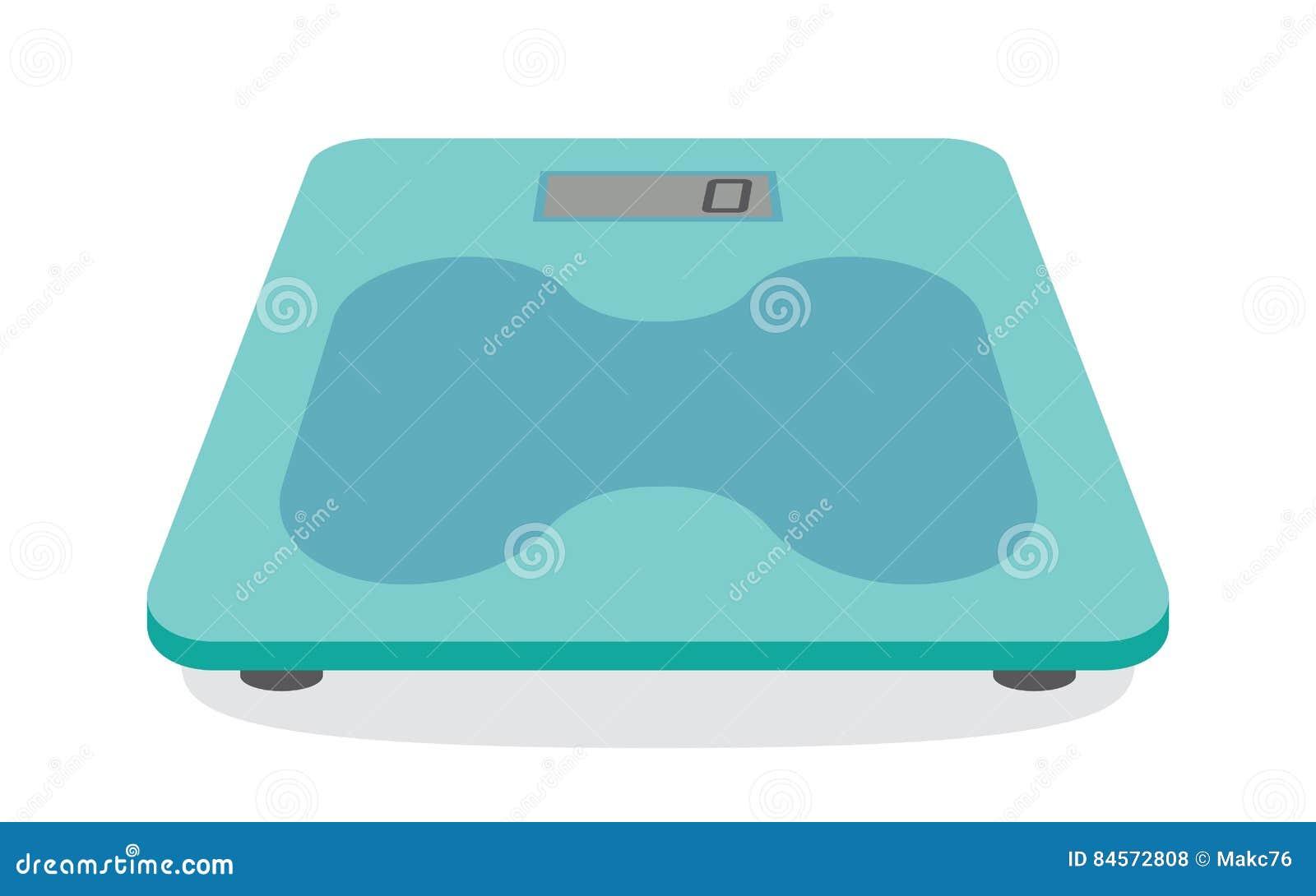 Bathroom Scale Icon. Stock Vector - Image: 84572808