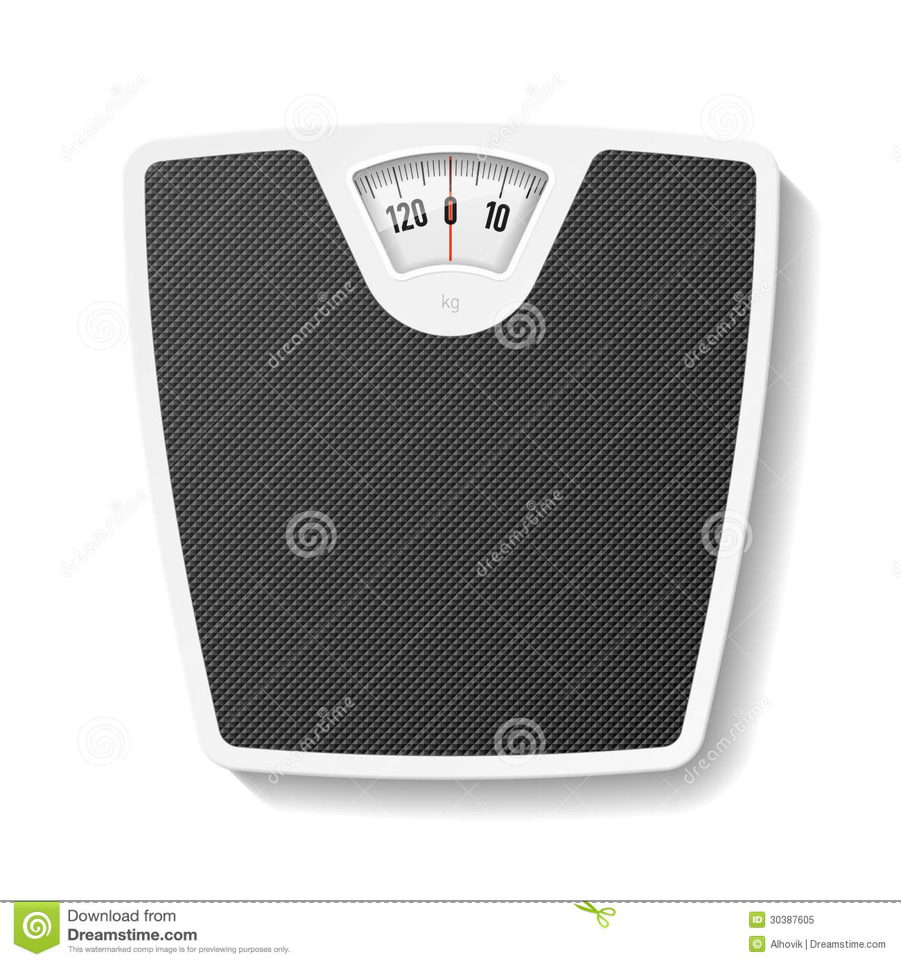 Bathroom scale royalty free stock photo image 30387605