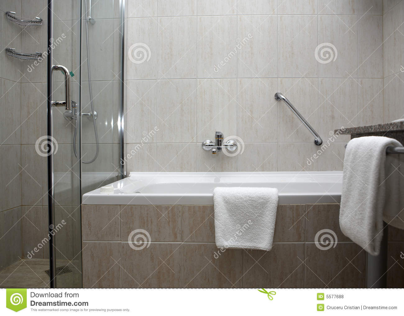 Bathroom Series Royalty Free Stock Photos Image 5577688