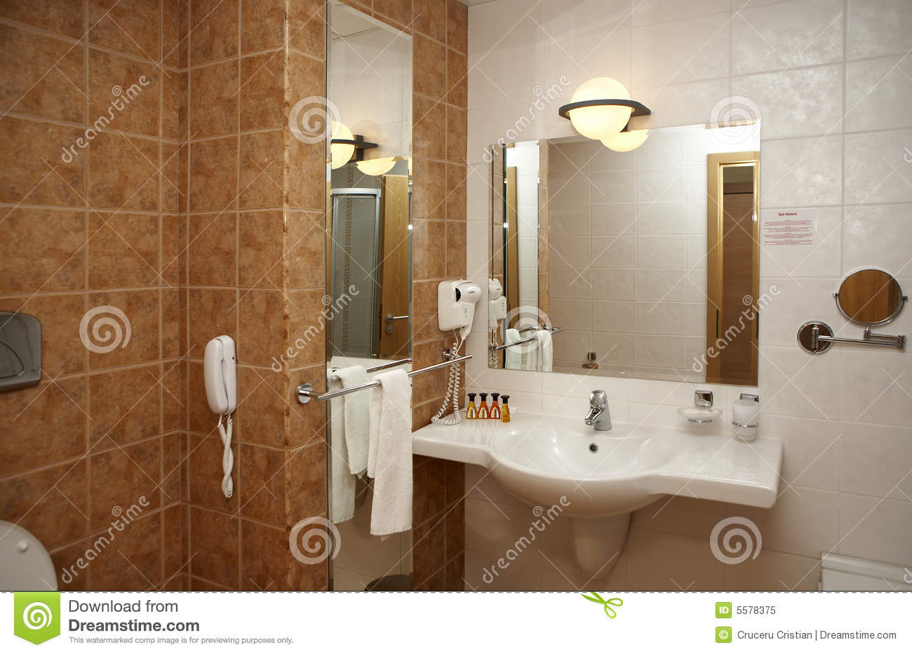 Bathroom Series Royalty Free Stock Photo Image 5578375