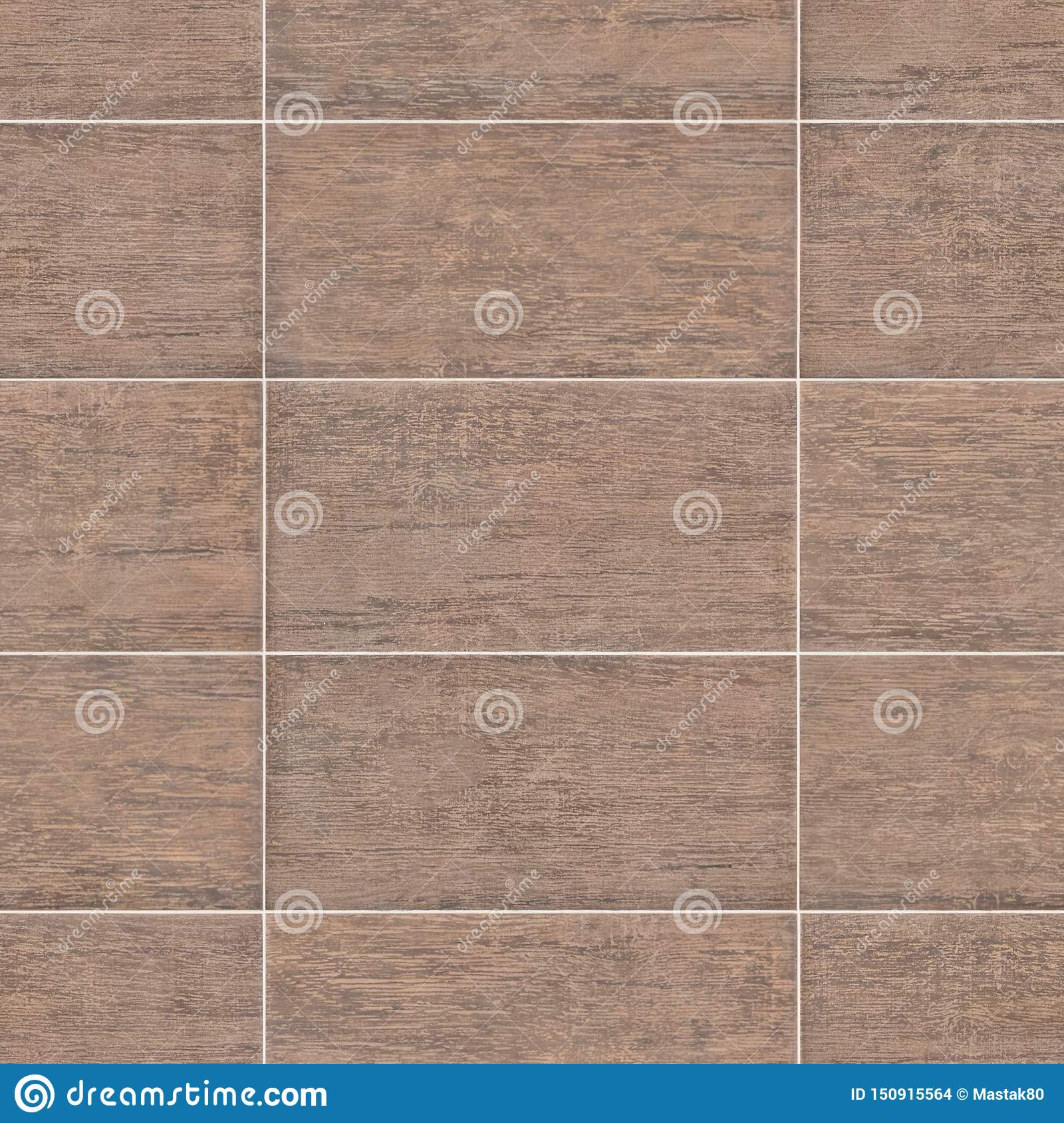 Bathroom Tiles Are Made In Brown Colors Background Or