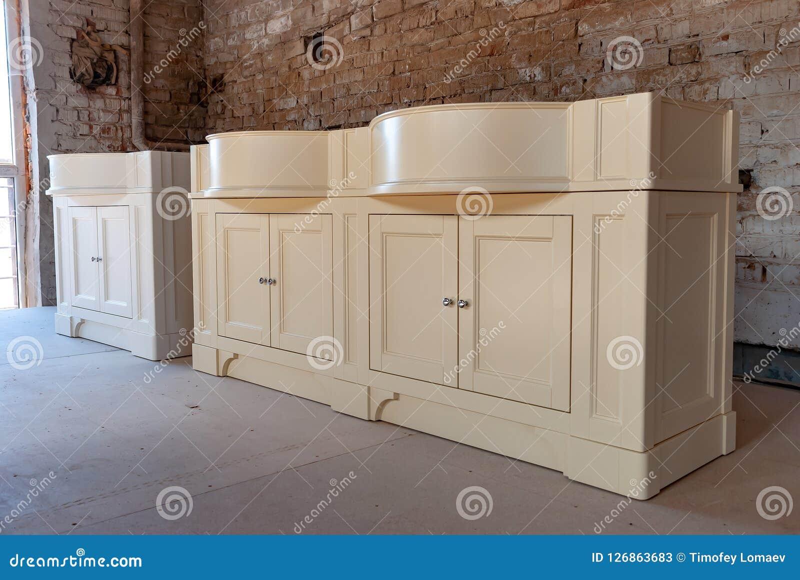Bathroom Vanity Cabinets In Workshop Classic Furniture