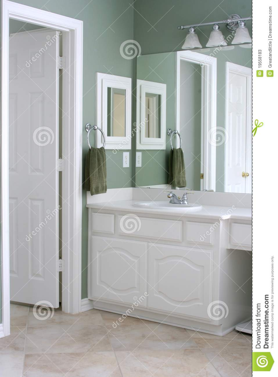 Bathrooms With White Cabinets | Home Decoration Club