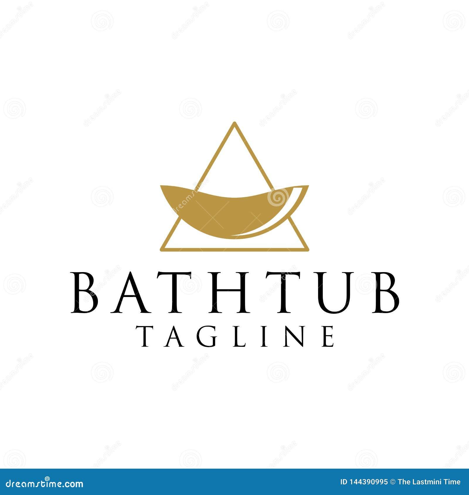 Bathtube商标概念