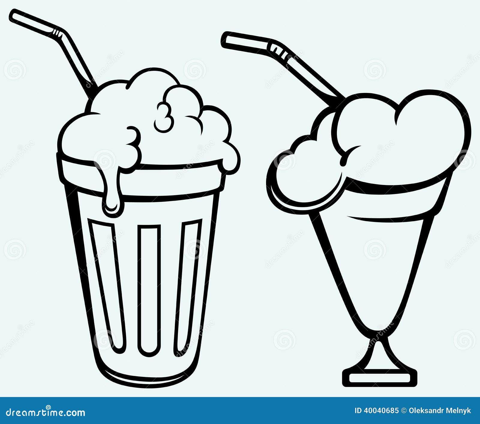 Encantador Milkshake Para Colorear Regalo - Ideas Para Colorear ...