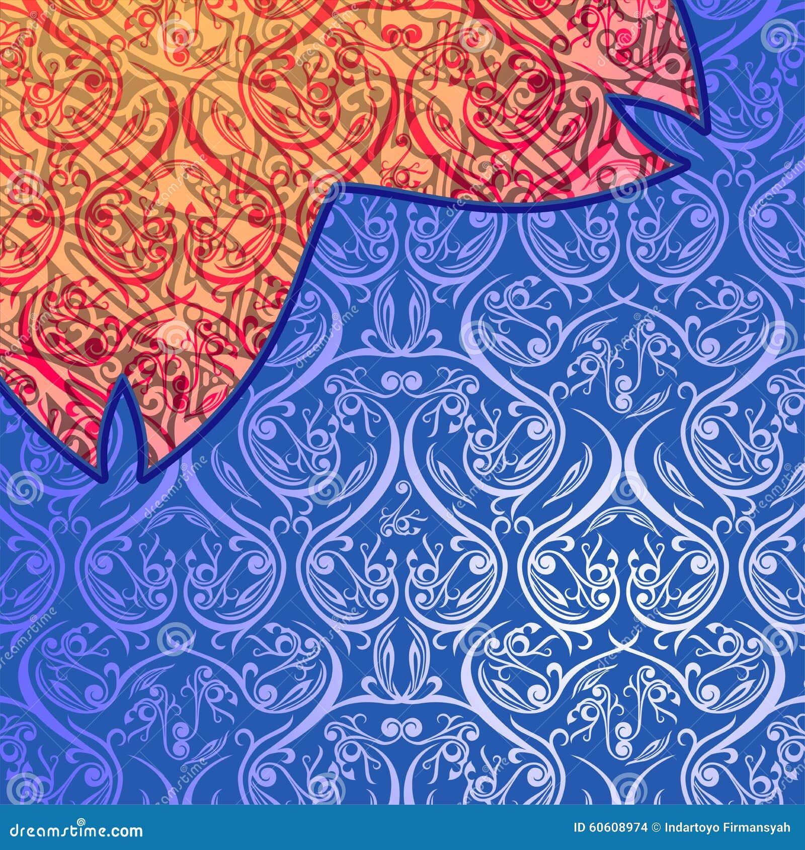 Background Wallpaper Batik