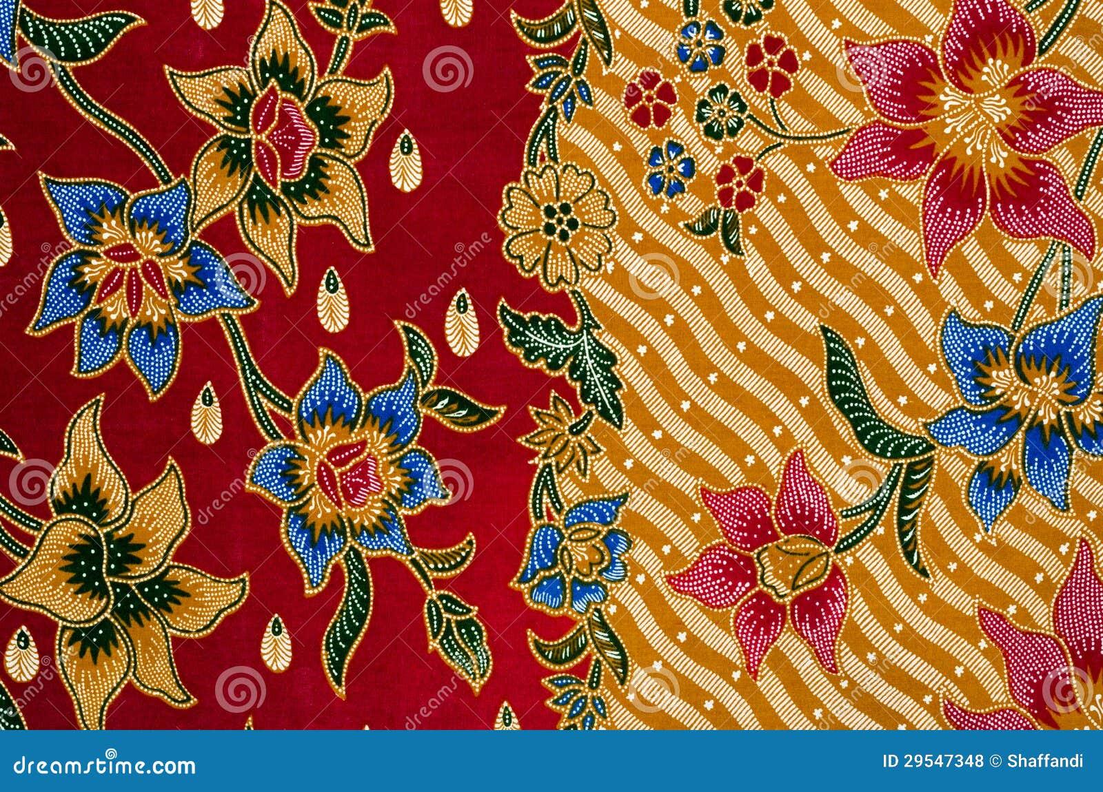 Batik Design Royalty Free Stock Photos - Image: 29547348