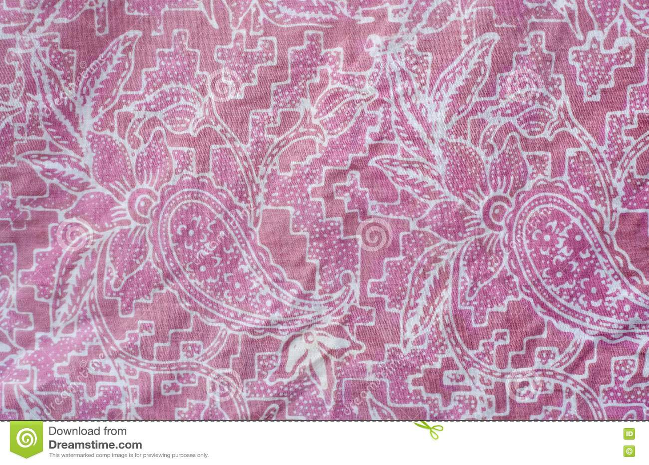 Royalty Free Stock Photos: Batik design in Thailand