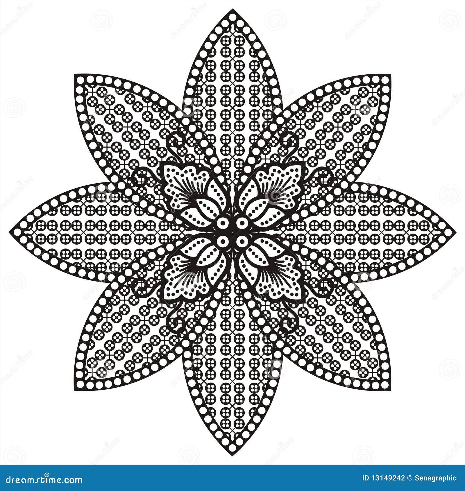 Batik Design Batik Motive Stock Pho...