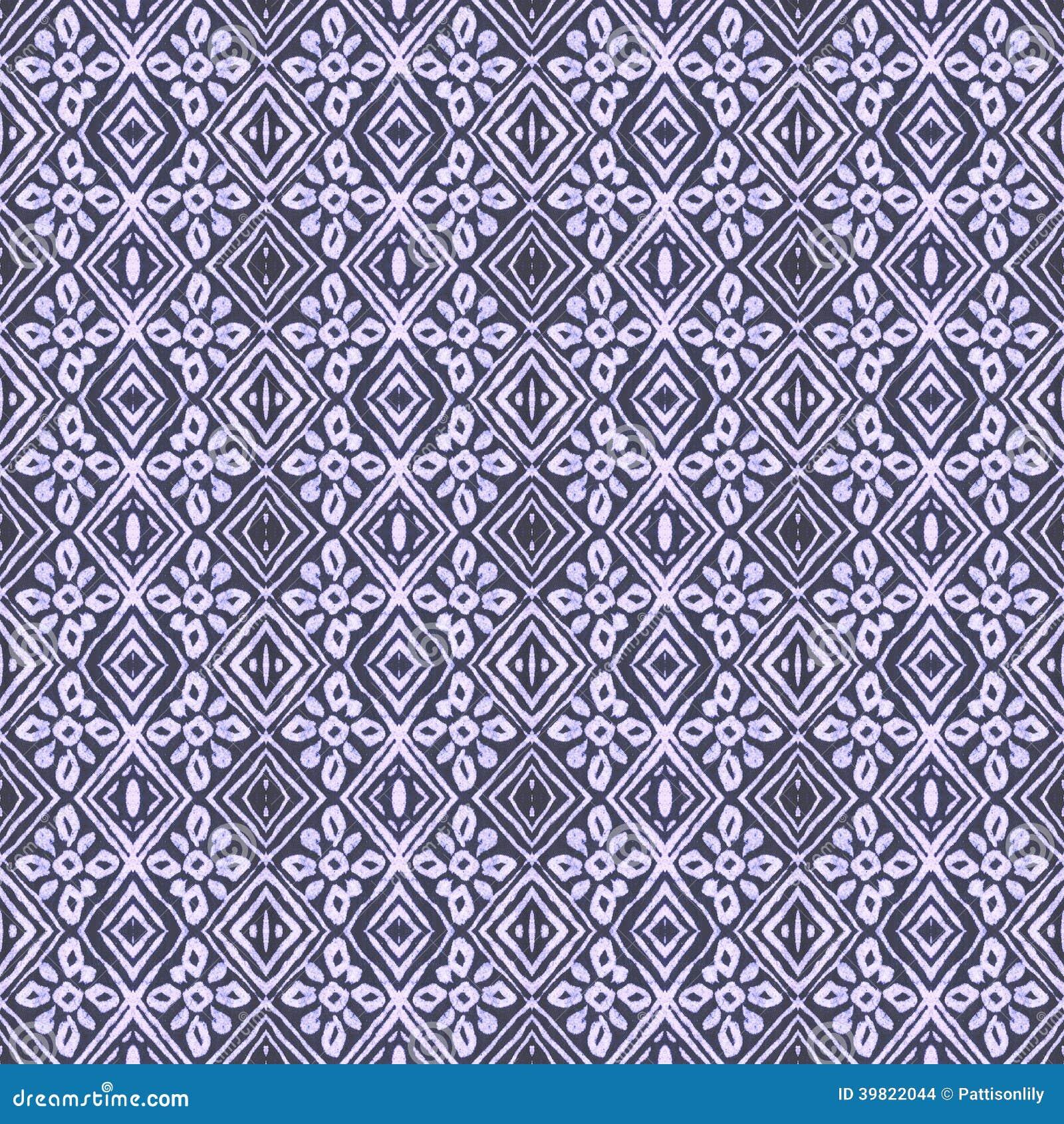 batik stammes fliesen muster stock abbildung bild 39822044. Black Bedroom Furniture Sets. Home Design Ideas