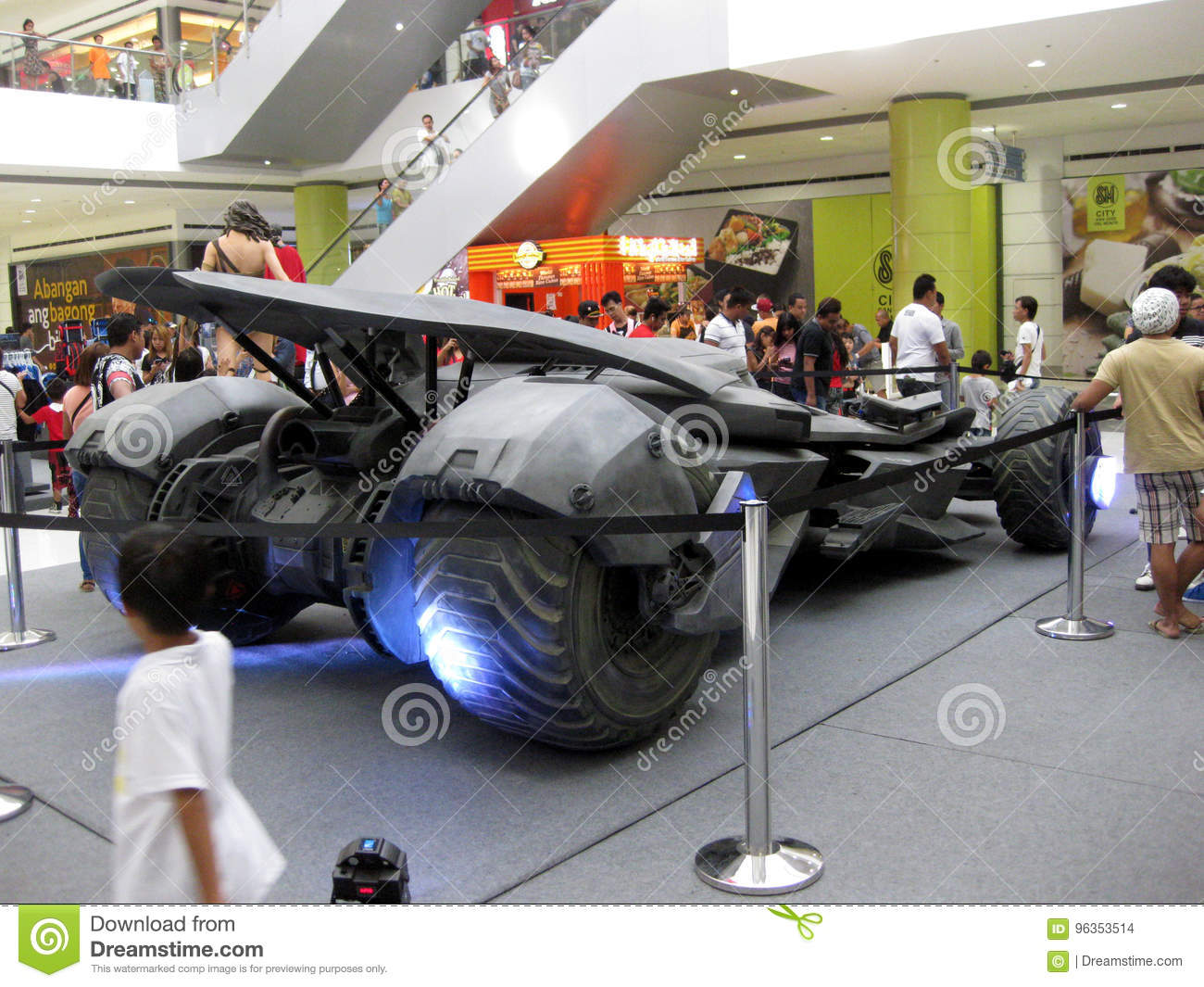 Groovy Batmobile Sm City San Jose Del Monte Mall Bulacan Download Free Architecture Designs Scobabritishbridgeorg