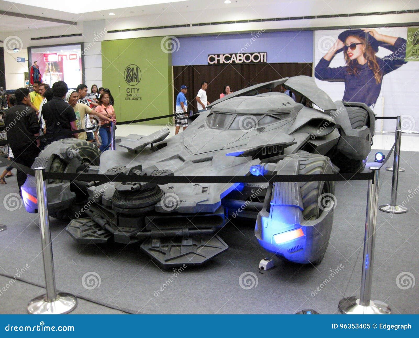 Batmobile 2016, SM San Jose Del Monte centrum handlowe, Bulacan, Filipiny