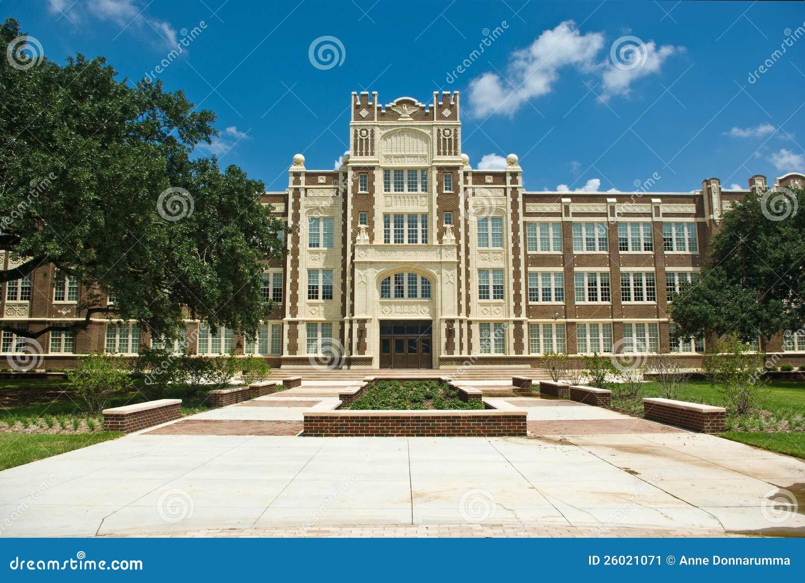 Lee Magnet High School- Baton Rouge, Louisiana