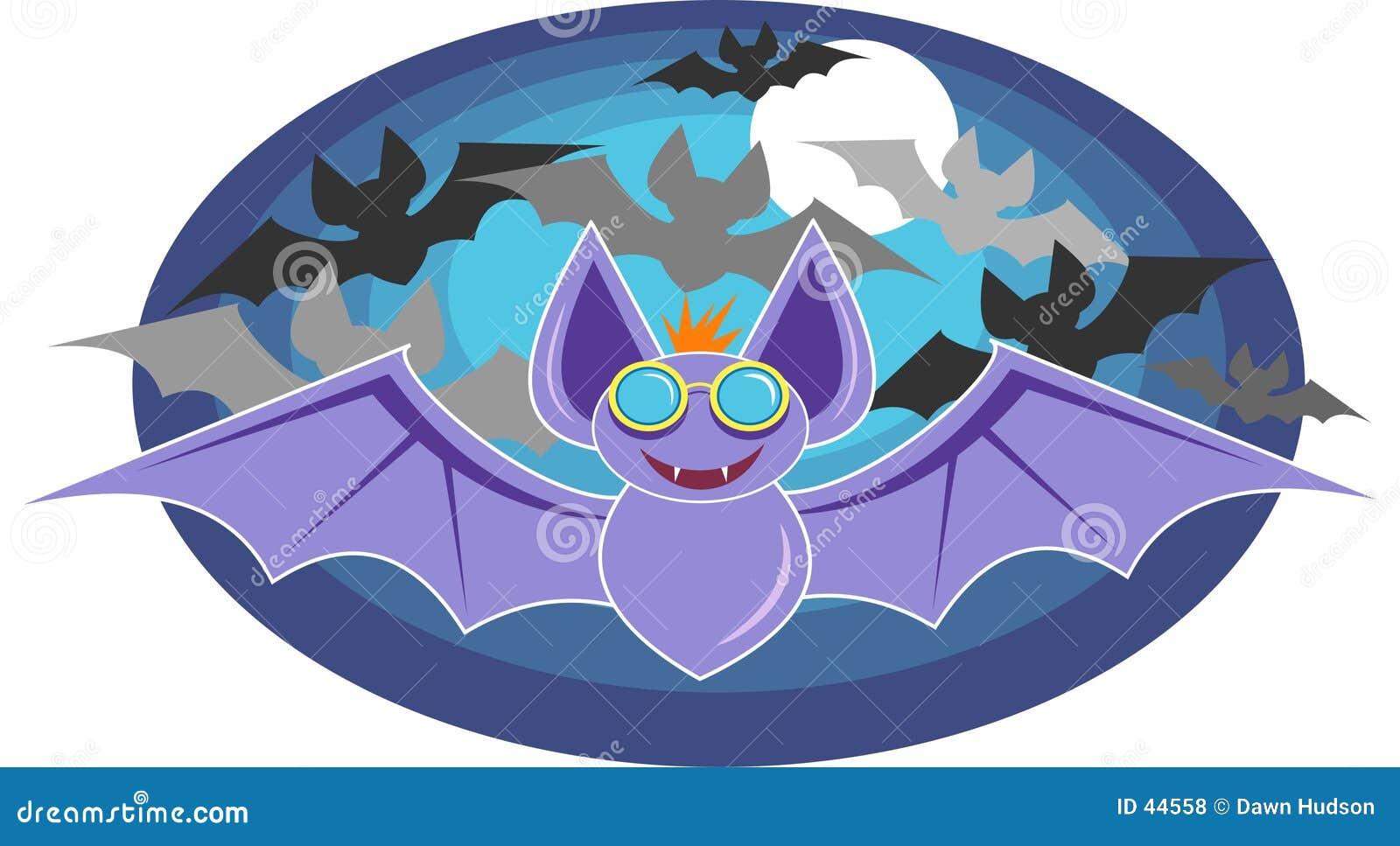 Bats in Flight