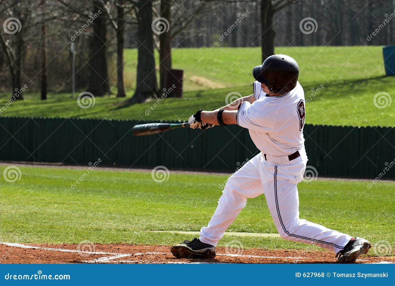 Download Batter бейсбола стоковое фото. изображение насчитывающей ballooner - 627968