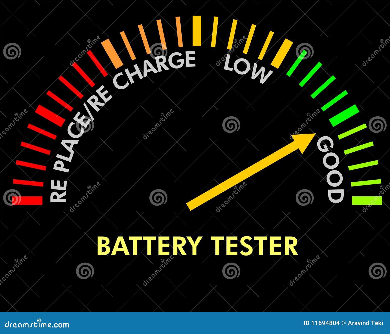 Batterieprüfungsinstrument