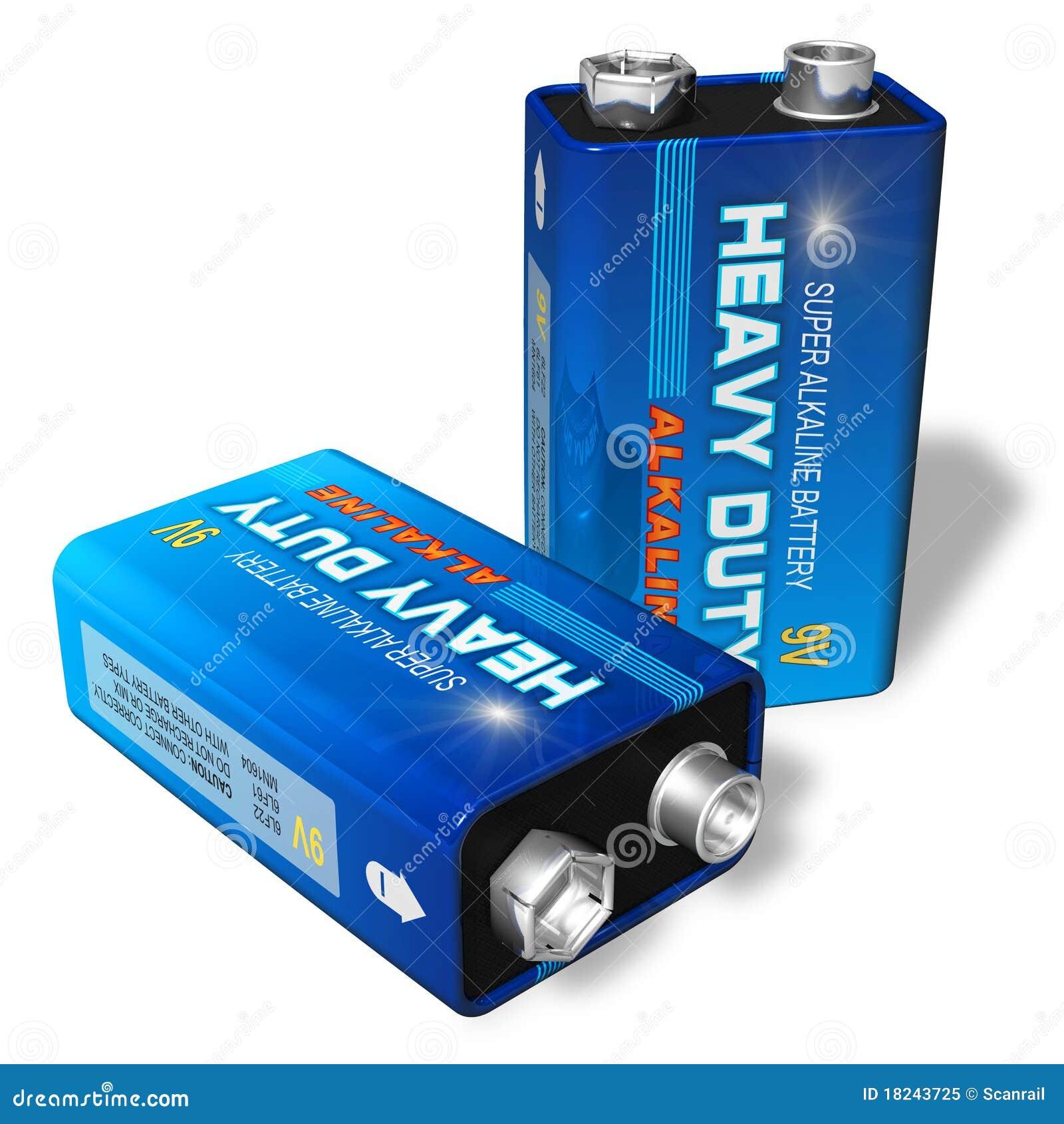 Batteries 9V