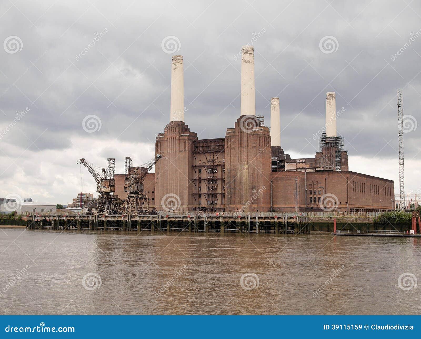 Batterseakrachtcentrale Londen
