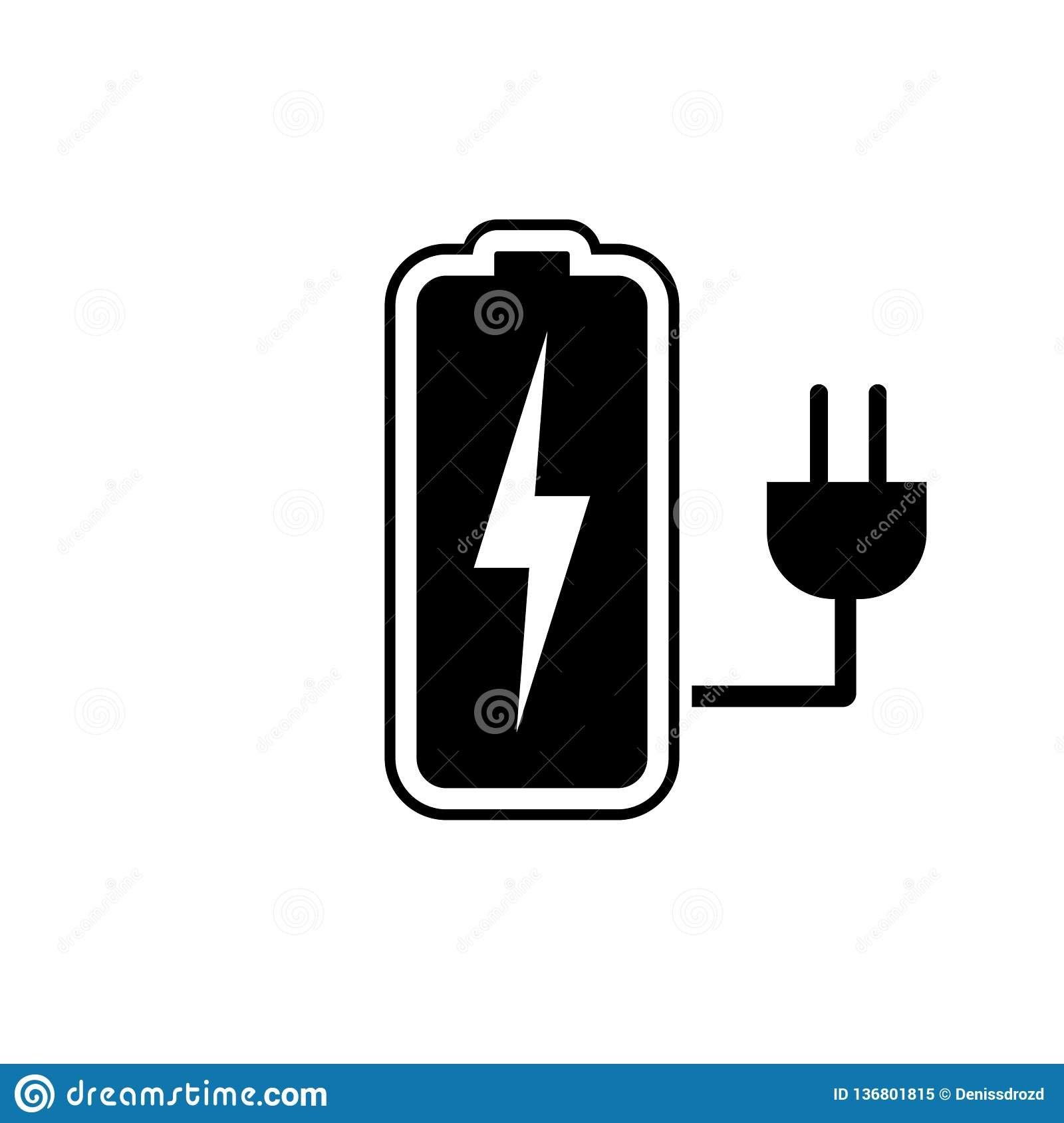battery charging icon battery charger vector illustration icon stock illustration illustration of electricity load 136801815 https www dreamstime com battery charging icon battery vector illustration icon charger vector illustration icon battery charging icon battery charger image136801815
