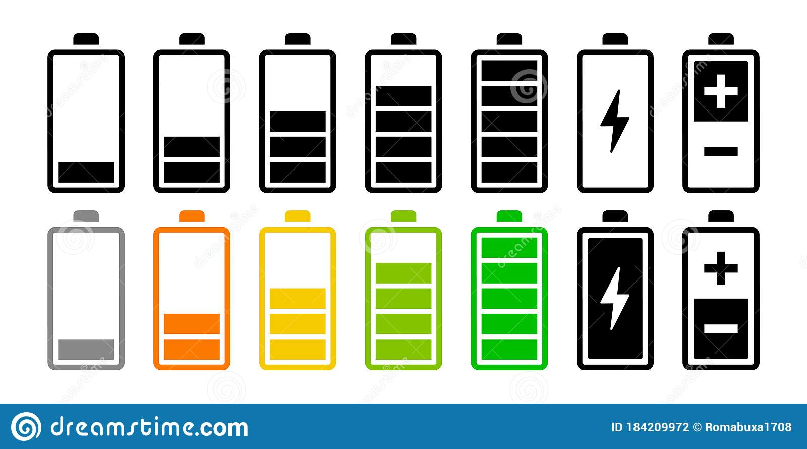 battery icon collection battery vector sign symbol set charge indicanor collection level battery energy concept vector stock vector illustration of fuel icon 184209972 battery icon collection battery vector sign symbol set charge indicanor collection level battery energy concept vector stock vector illustration of fuel icon 184209972