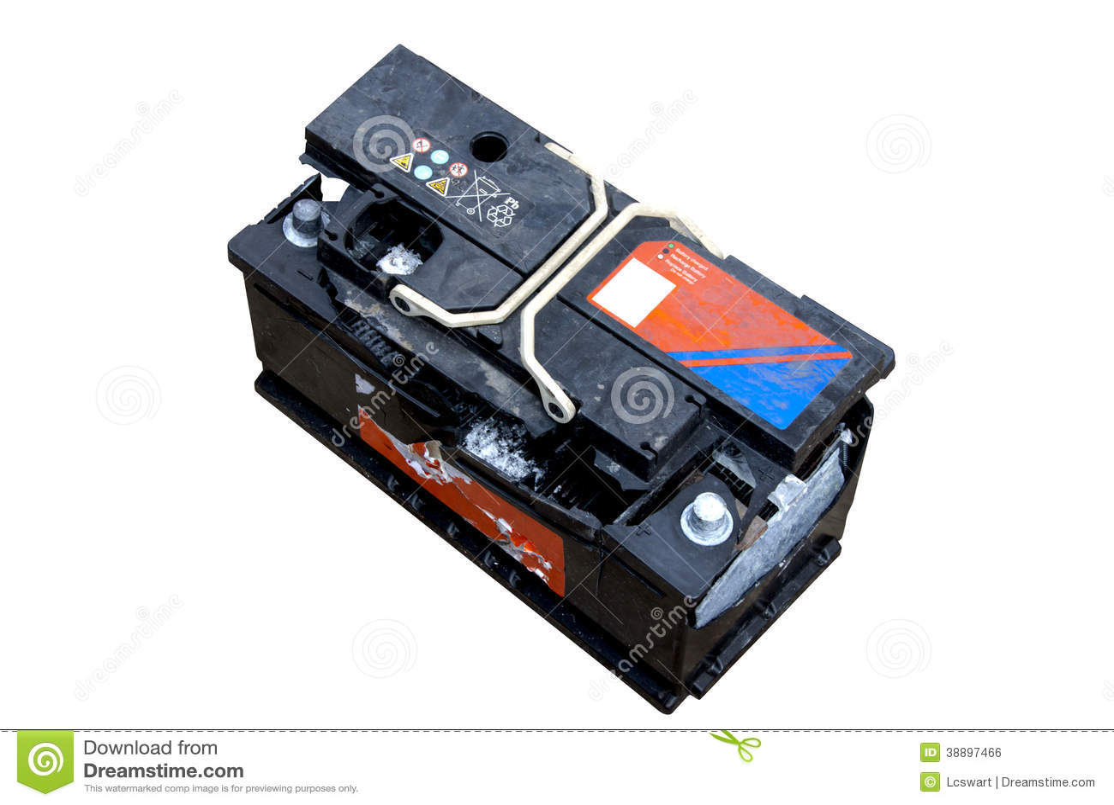 Auto battery overcharging regulator
