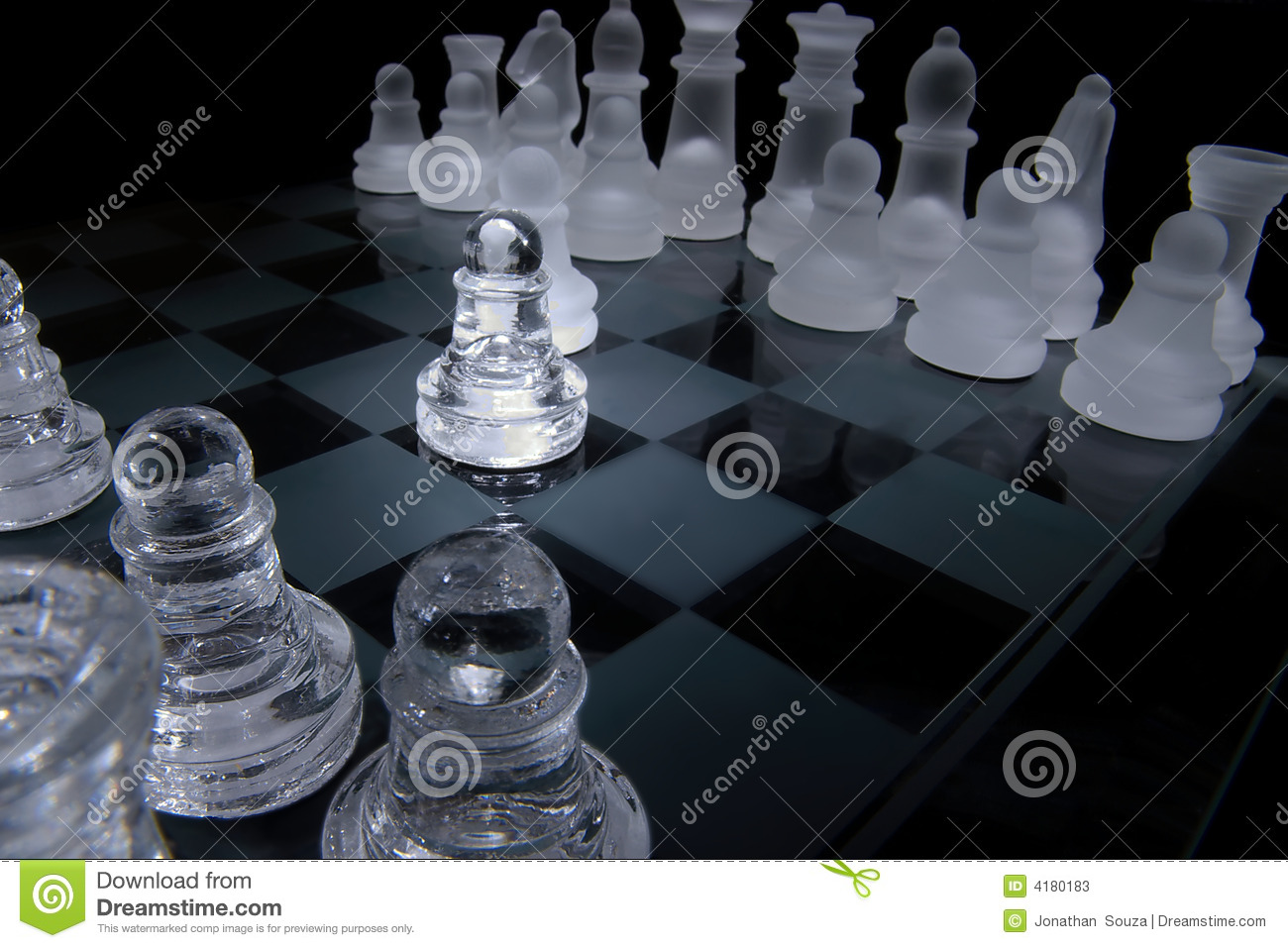 Battle of the pawns