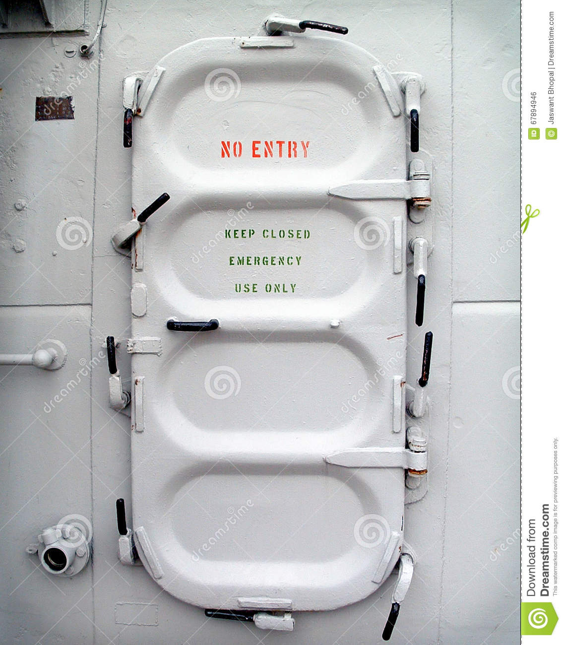 Superieur Battleship Hatch Door