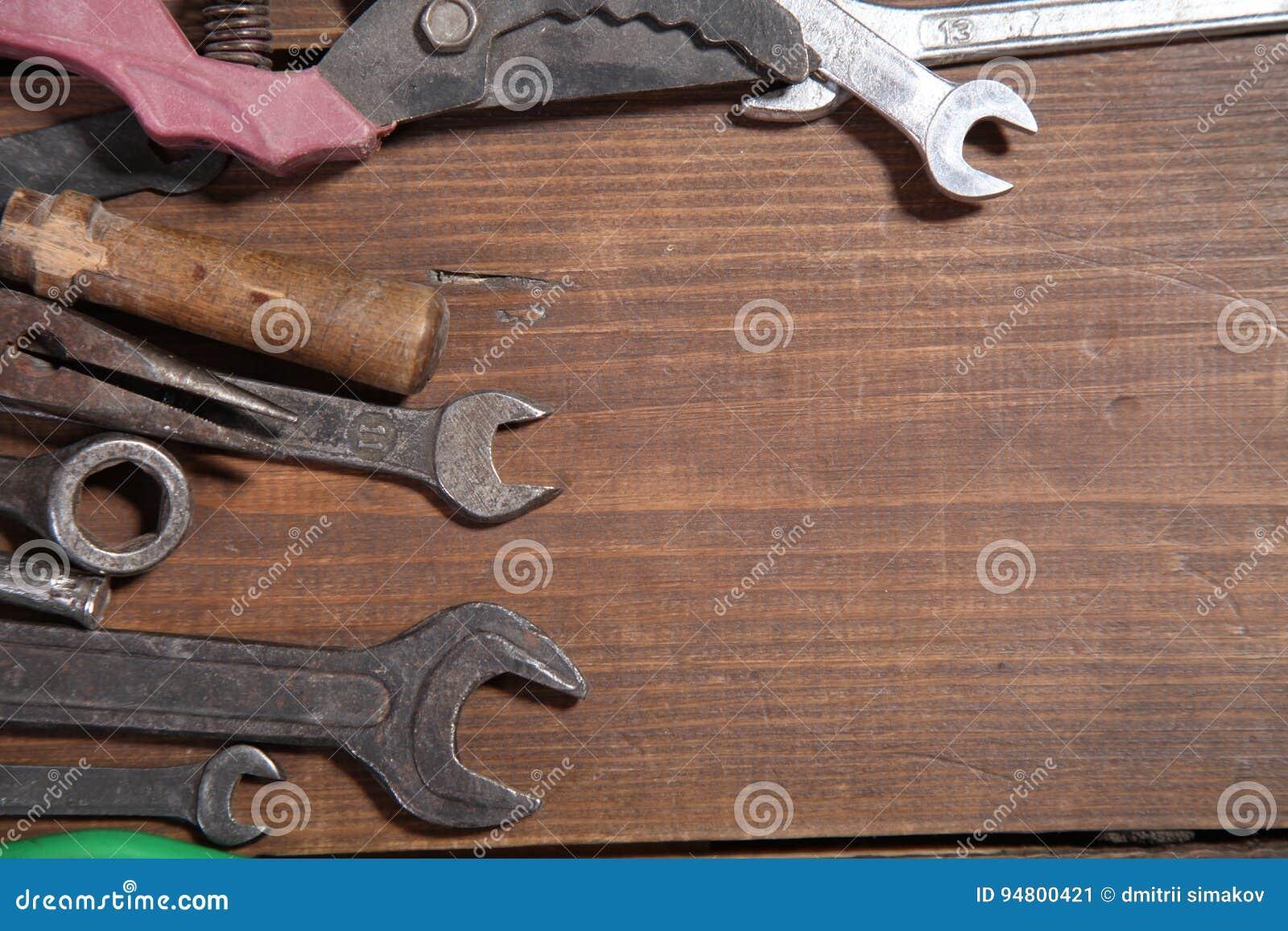 Bau hämmert Schraubenzieherreparatur-Werkzeugzangen