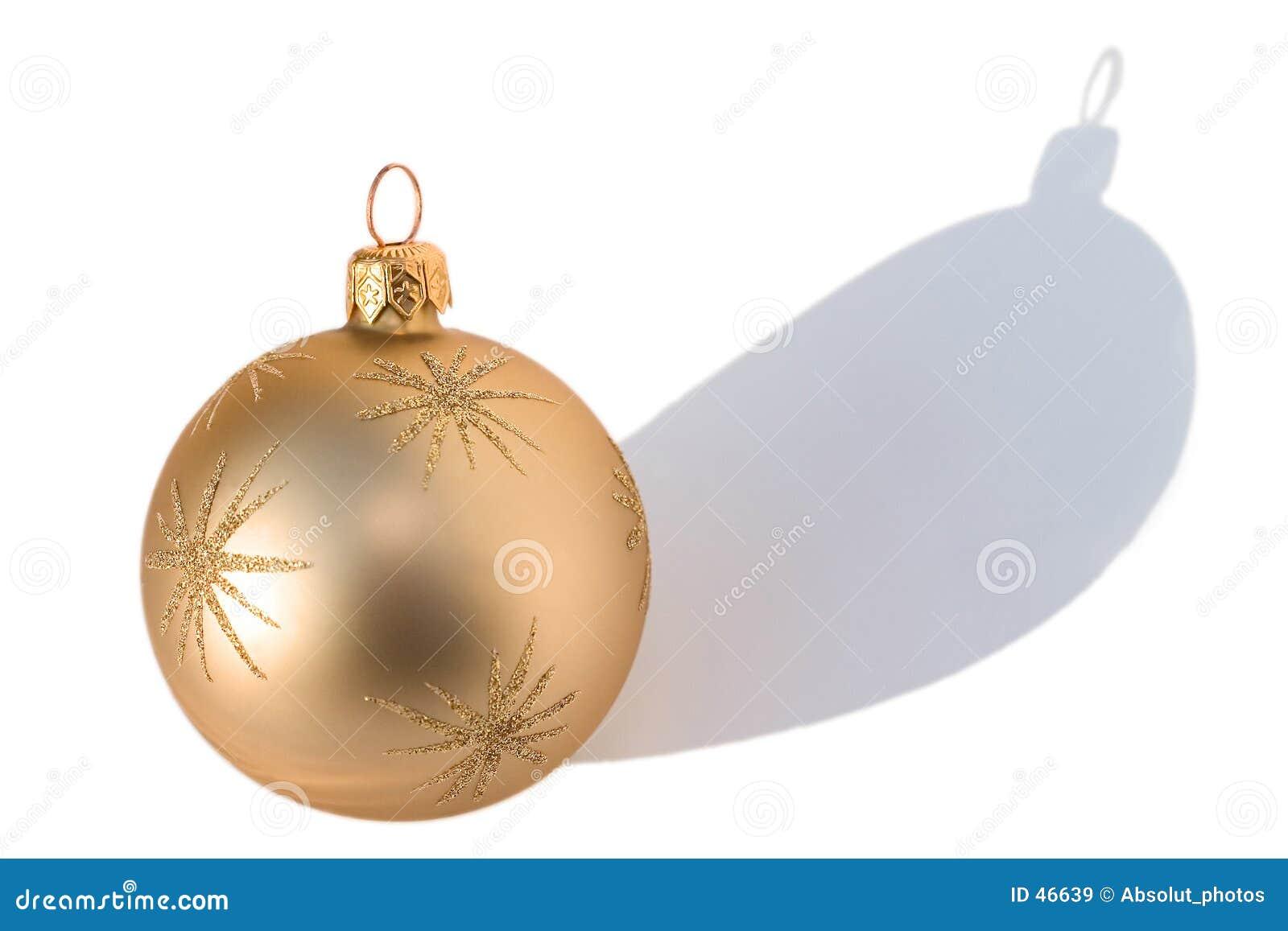 Bauble złoto