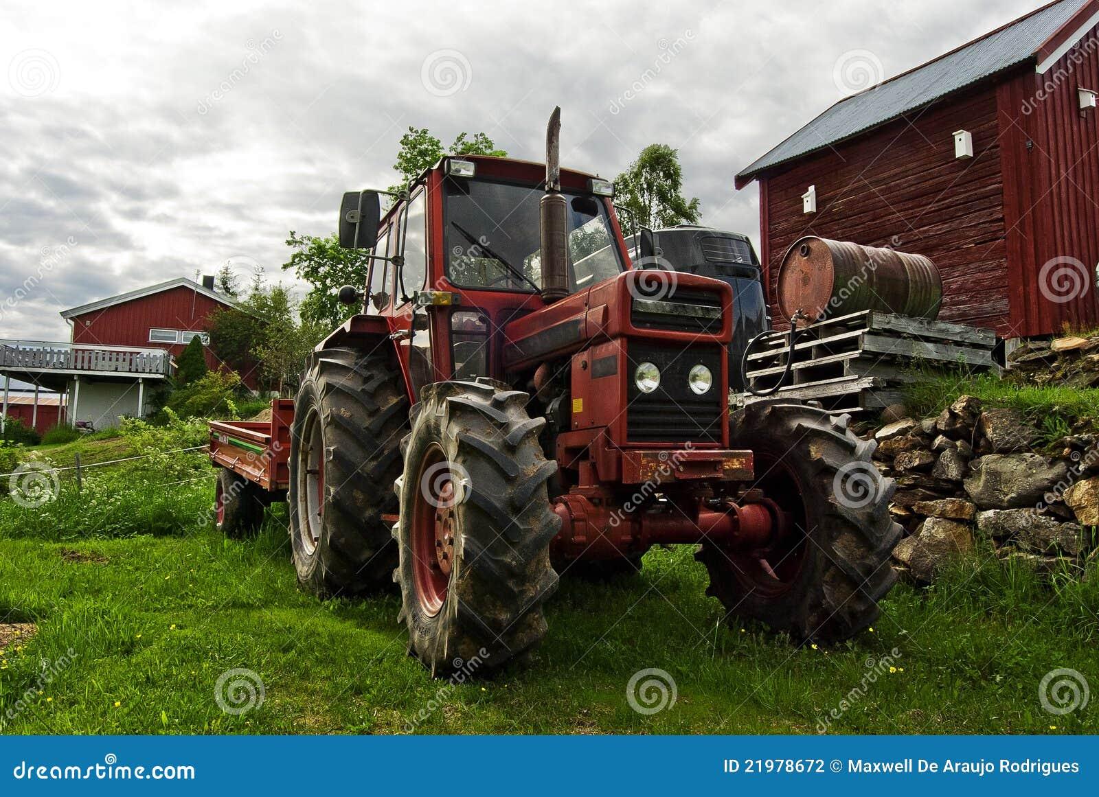 Bauernhoftraktor