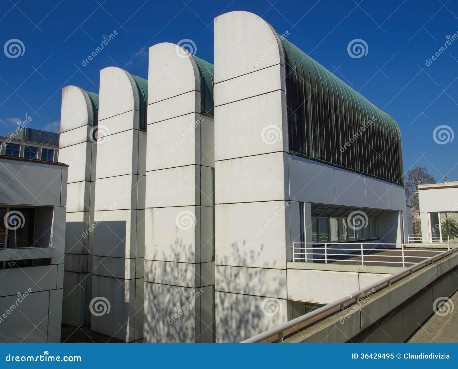 Bauhaus Archiv In Berlin Redaktionelles Bild Bild Von Museum 36429495