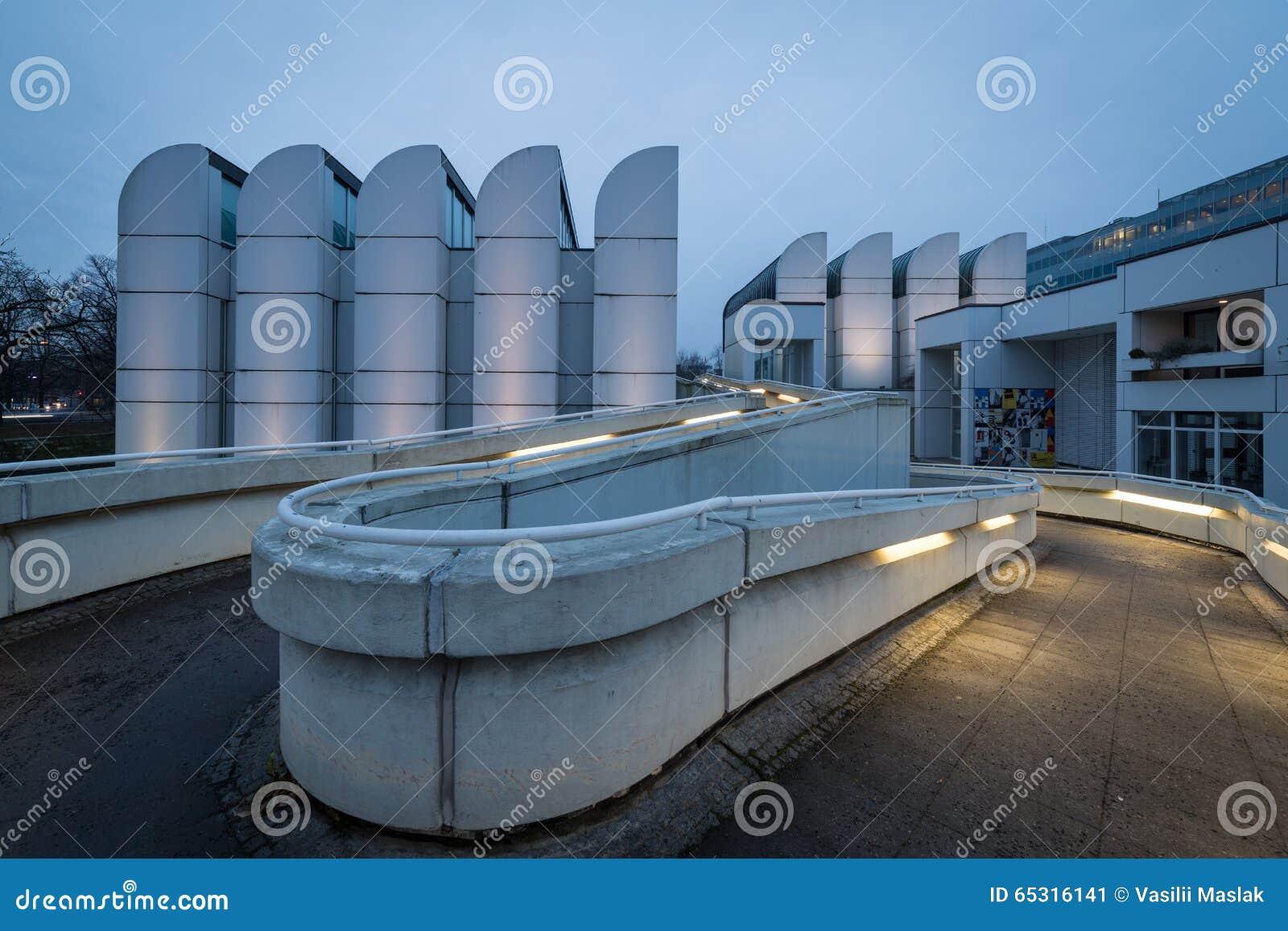 Bauhaus Archiv Ist Ein Museum Des Bauhaus Der Von Seinem Eigenen