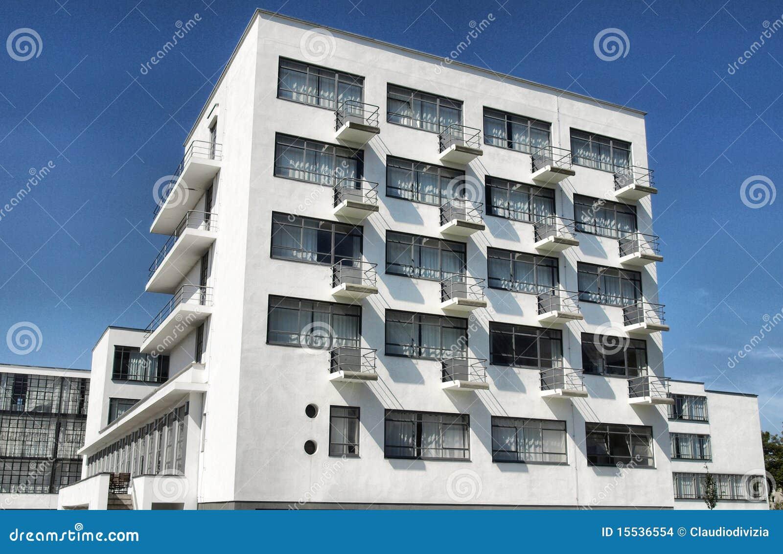 Bauhaus dessau stockbilder bild 15536554 for Bauhaus berlin edificio