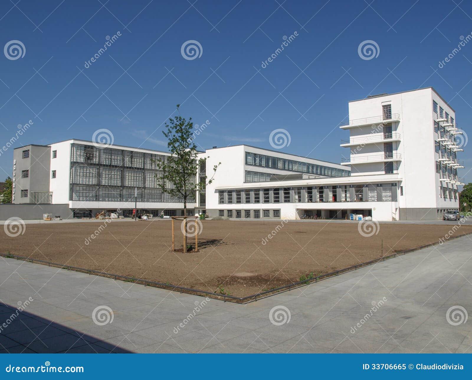 Bauhaus Dessau Royalty Free Stock Photo Image 33706665