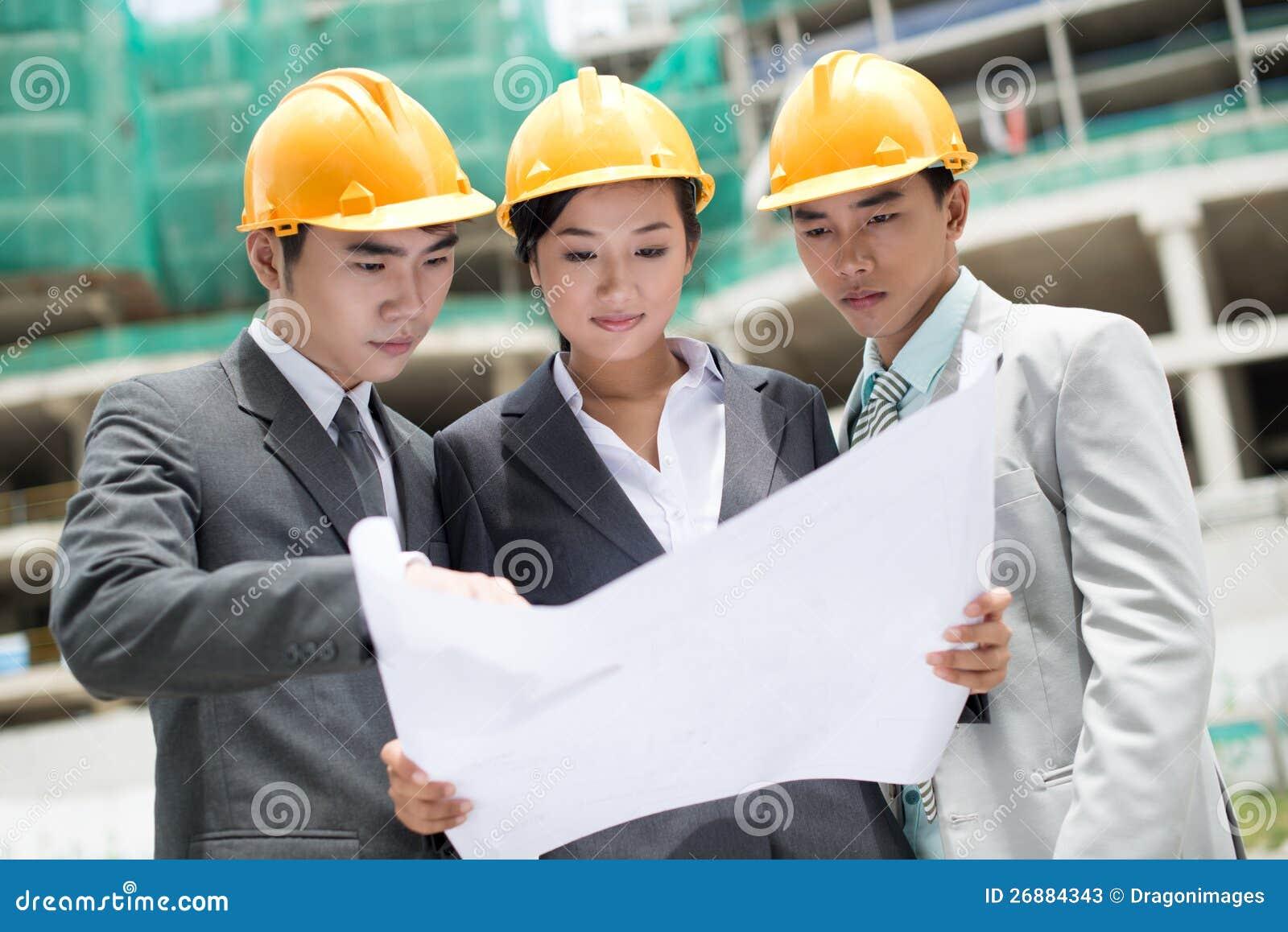 Baustelleteam