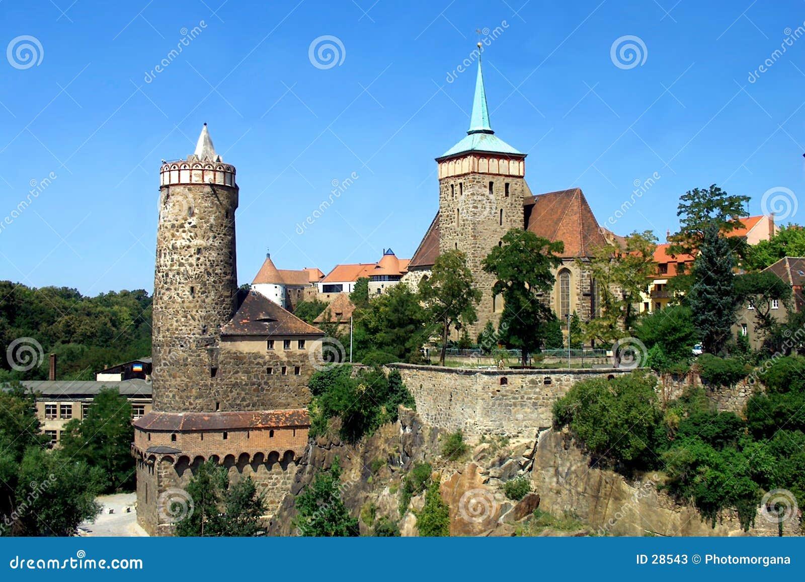 Download Bautzen - Alemania imagen de archivo. Imagen de ciudad, medio - 28543