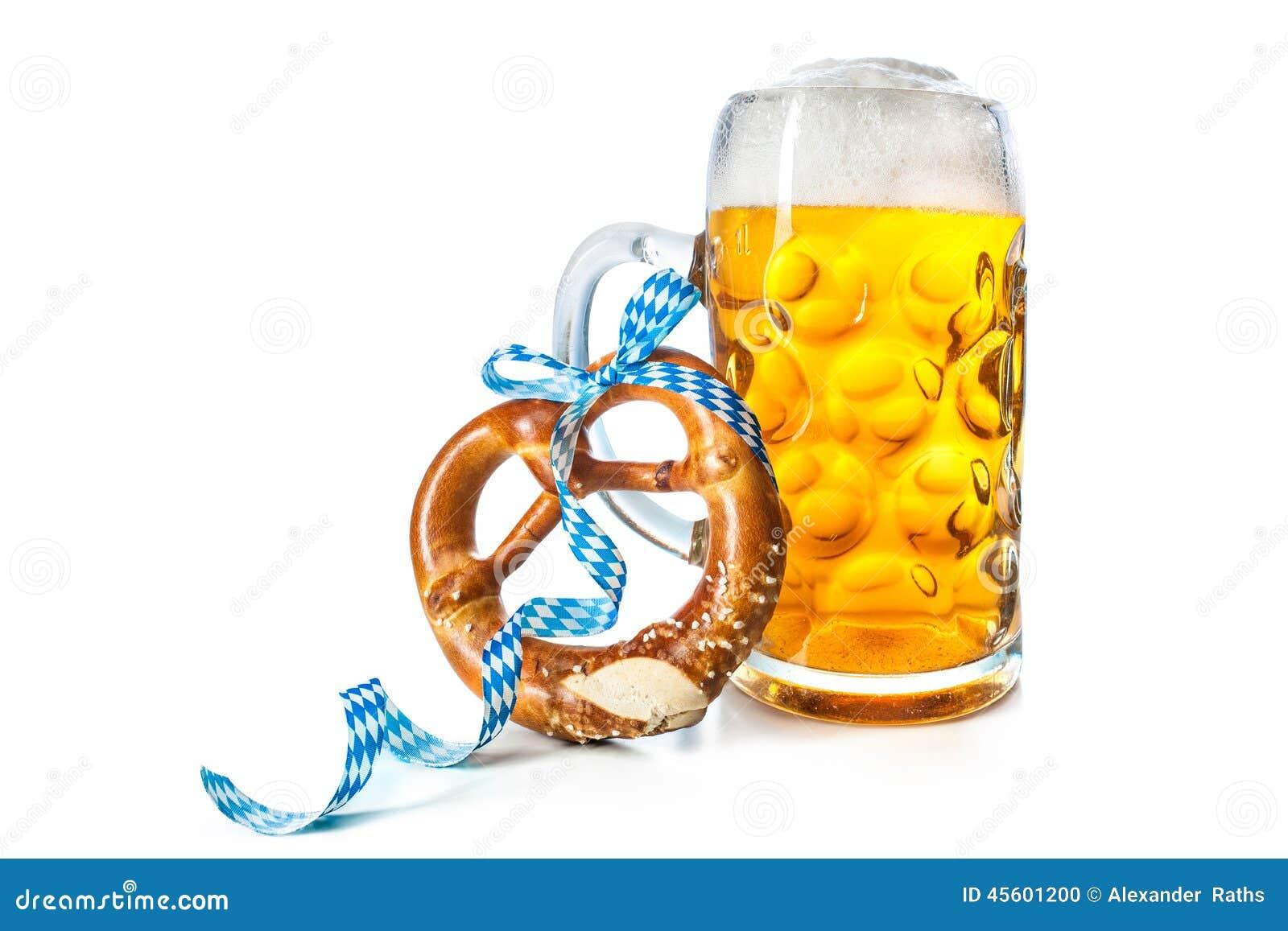Oktoberfest Bierkrug