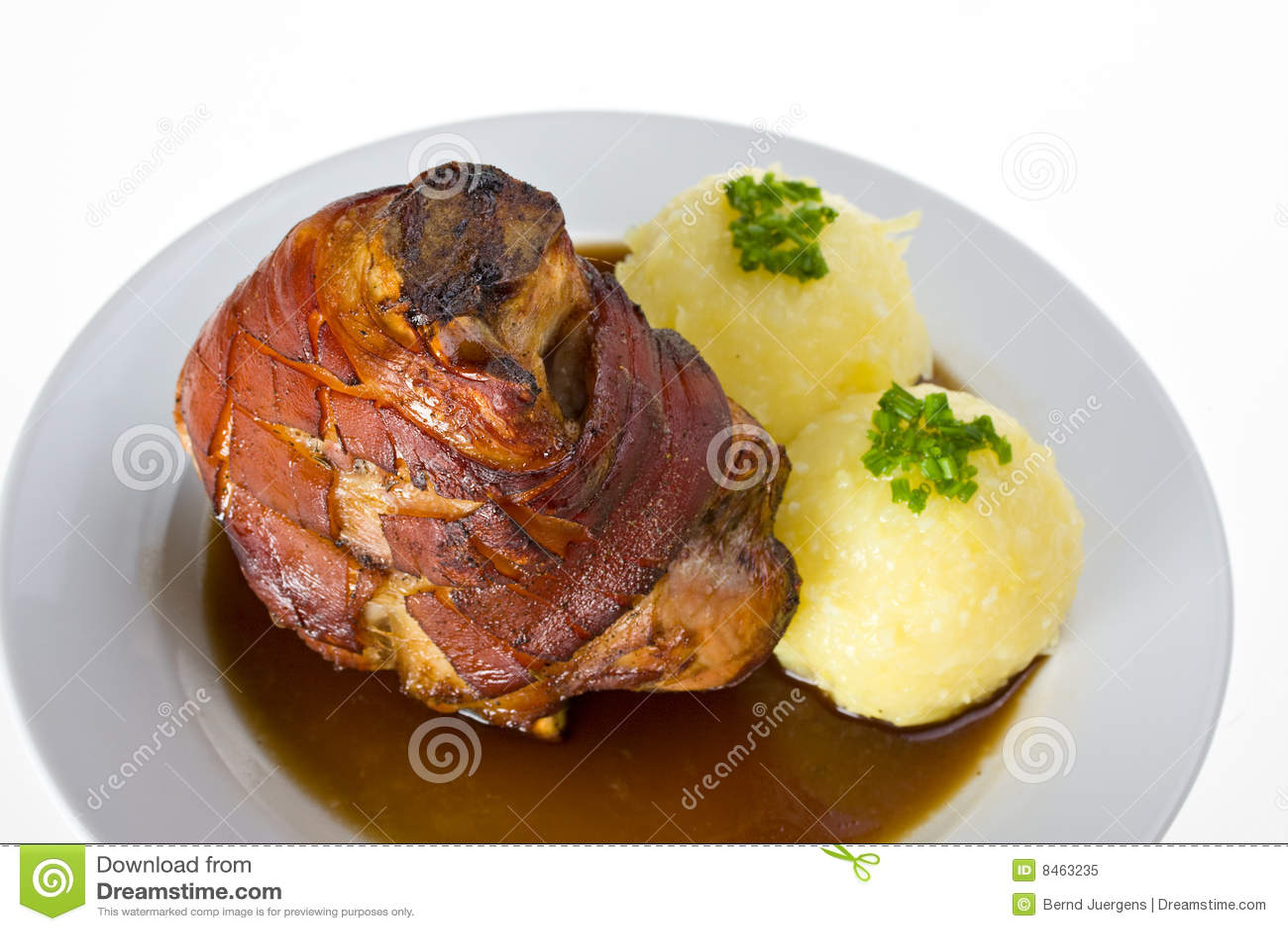 Bavarianknogepork