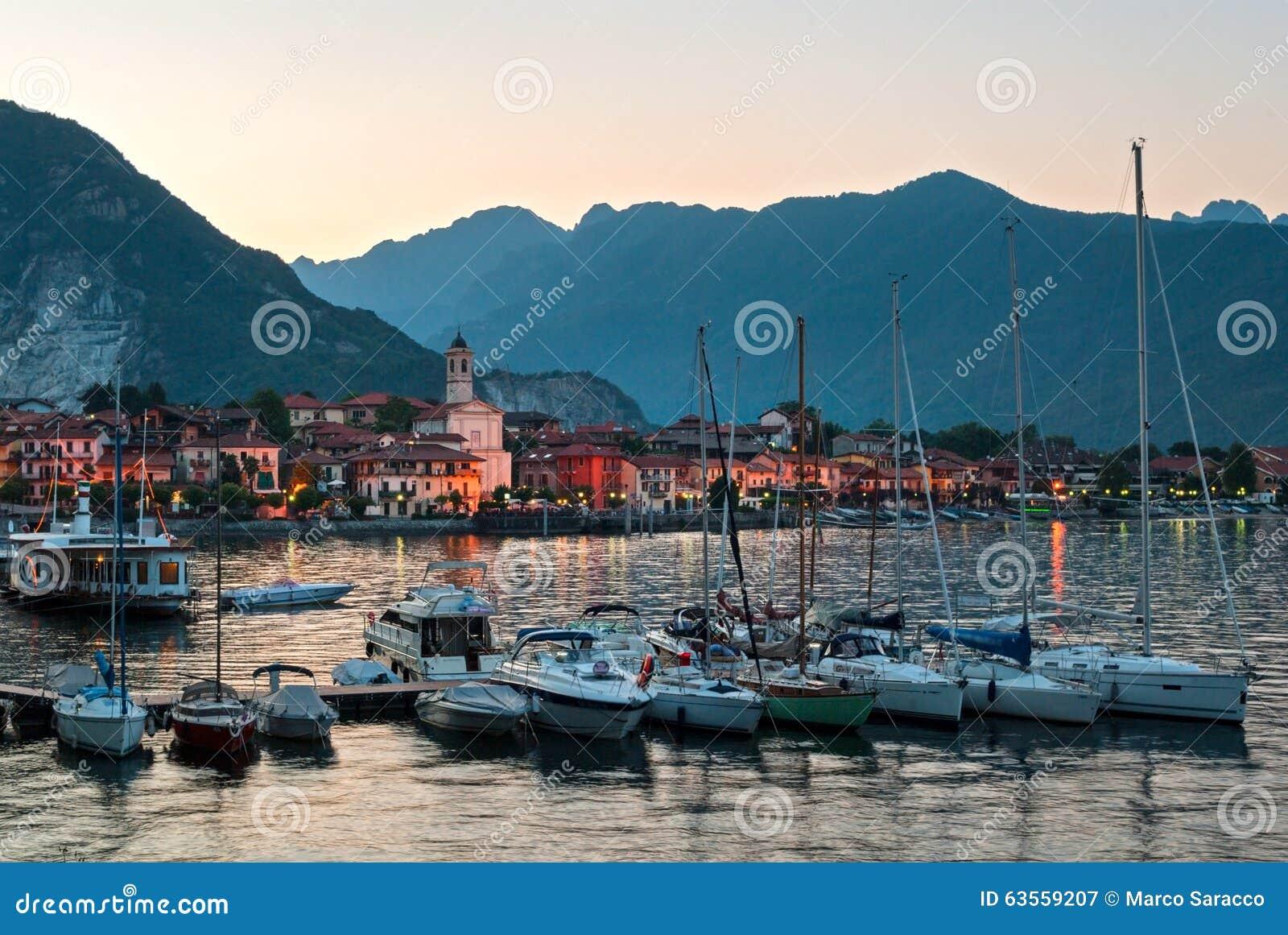 Baveno (Lago Maggiore Itália)
